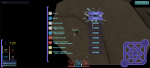 MOBA in-game GUI