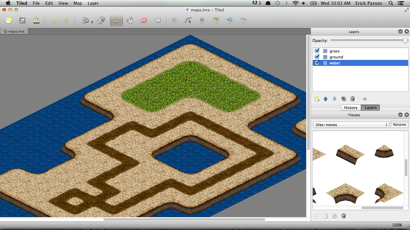 isometric tilesets from 3d modeling (with blender and photoshop 3d Tile Map Editor 17 map editing with tiled using the tileset 3d tile map editor