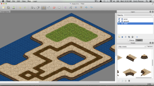 17 - map editing with Tiled