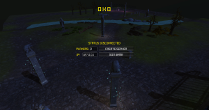 screen01 - initial screen